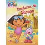 Dora La Exploradora - Aventuras De Verano Dvd Región 4 Lat.