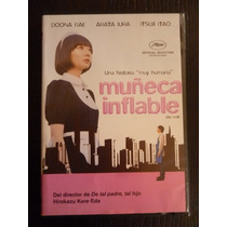 Muñeca Inflable Dvd Usado