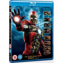 Iron Man 2 En Bluray Edicion Especial De 2 Discos Nuevo Omm