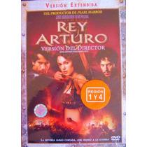 Rey Arturo / Clive Owen / Keira Knightley / Dvd Usado