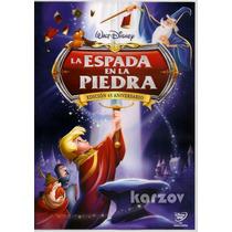 La Espada En La Piedra, 1963, Disney, 45 Aniversario, Dvd