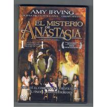 Película Dvd El Misterio De Anastasia / Amy Irving