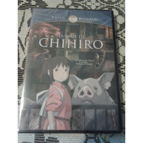 El Viaje De Chihiro Estudio Ghibli Hayao Miyazaki Dvd