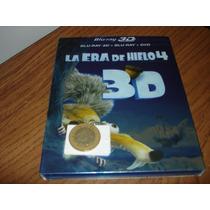 La Era Del Hielo 4 Bluray 3d