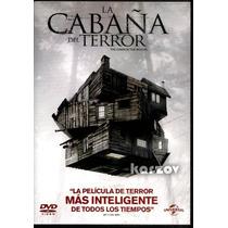 La Cabaña Del Terror, 2011, Cine Terror Misterio, Dvd