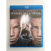 Pelicula Bluray Despues De La Tierra Excelente Estado