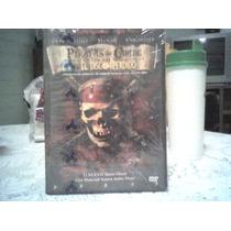 Dvd Piratas Del Caribe, El Disco Perdido