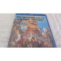 En Defensa De La Ciudad De Tesoro En Blu-ray Nuevo Maa