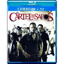 El Cartel De Los Sapos La Pelicula, Combo Blu-ray + Dvd