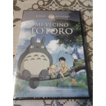 Mi Vecino Totoro Estudio Ghibli Dvd Hayao Miyazaki Original