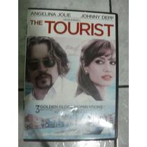 El Turista Dvd Angelina Jolie Johnny Deep