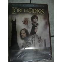El Señor De Los Anillos - Las Dos Torres Dvd