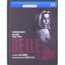 Blu-ray Original Bella De Dia Catherine Deneuve Luis Buñuel