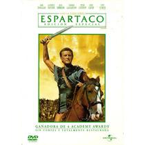 Dvd Espartaco ( Spartacus ) - Stanley Kubrick