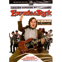 Dvd Escuela De Rock ( School Of Rock ) - Richard Linklater