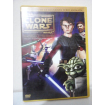 Star Wars The Clone Wars Temp. 1 Vol. 1 Dvd Original