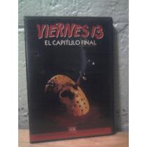 Dvd Viernes 13 Parte 4 El Capitulo Final Jason Terror Gore