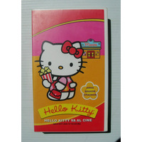 Hello Kitty Va Al Cine Vhs Mexicano Doblado Al Español 2003