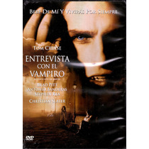 Dvd Entrevista Con El Vampiro ( Interview With The Vampire )