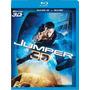 Jumper | Blu-ray 3d + Bluray 2d + Dvd 100% Original Nuevo