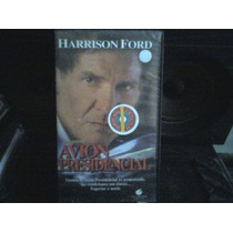 Pelicula Vhs Avion Presidencial (air Force One)harrison Ford