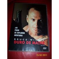 Die Hard Duro De Matar Bruce Willis Dvd John Mctiernan 1998