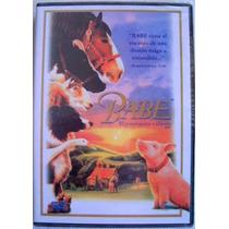 Babe El Puerquito Valiente / Dvd Usado
