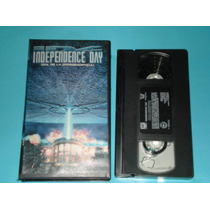 Vhs Dia De La Independencia Pelicula Accion Will Smith Alien