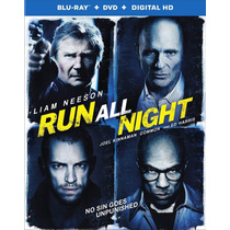 Run All Night - Una Noche Para Sobrevivir - Bluray + Dvd Usa