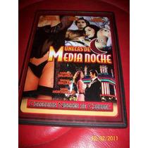 Muñecas De Media Noche Jorge Rivero Sasha Montenegro Dvd