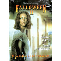 Dvd Halloween 2 ( Halloween 2 ) 1981 - Rick Rosenthal