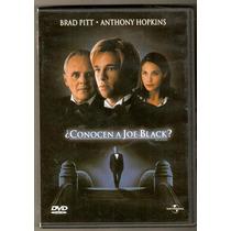 ¿conocen A Joe Black? Dvd Brad Pitt Anthony Hopkins