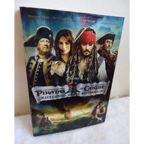 Pelicula : Piratas Del Caribe 4 En Formato Dvd