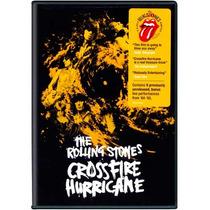 The Rolling Stones. Cross Fire Hurricane. Pelicula En Dvd