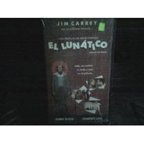 Pelicula Vhs El Lunatico (man On The Moon) Con Jim Carrey