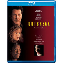 Blu-ray Outbreak (brote) Nuevo Original Envio Gratis