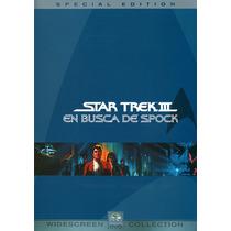 Viaje A L Estrellas 3 N Busca De Spock - 2 Dvds Star Trek