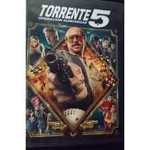 Torrente Op, Eurovegas Dvd Nuevo Y Sellado Importado España