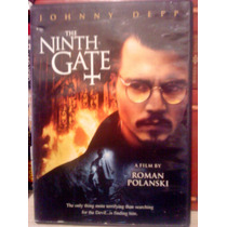 Dvd The Ninth Gate Con Johnny Depp