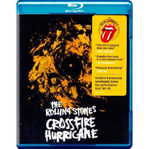 The Rolling Stones. Cross Fire Hurricane. Pelicula Blu-ray