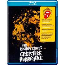 The Rolling Stones. Cross Fire Hurricane. Pelicula Blu-ray