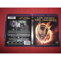 Juegos Del Hambre - Jennifer Lawrence Blu-ray Nac Sub Mdisk