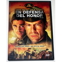 Dvd En Defensa Del Honor, Bruce Willis, Colin Farrel, Vjr