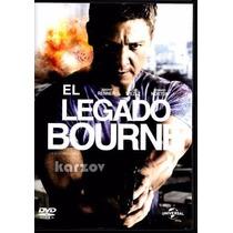 El Legado Bourne The Bourne Legacy Pelicula Dvd