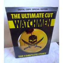 The Watchmen, The Ultimate Cut. En Formato Dvd, 5 Discos
