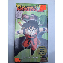 Dragon Ball Z Película En Vhs