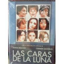 Dvd Las Caras De La Luna Con Geraldine Chaplin Y Ana Torre