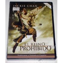 Dvd El Reino Prohibido (2008) Edicion Especial 2 Dvd!! Bbf