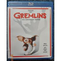 Blu-ray Gremlins Bluray Nuevo Y Sellado