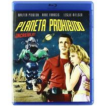Blu-ray Original Forbidden Planet Planeta Prohibido Nielsen